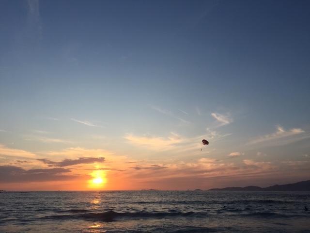 tramonto Corsica 3