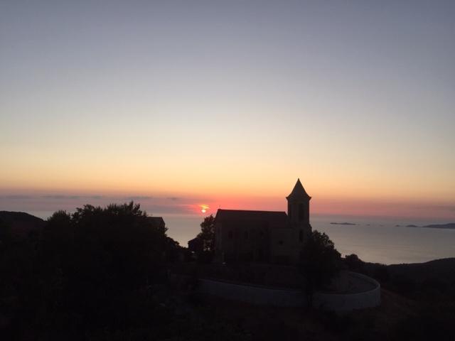 tramonto Corsica