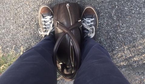 Anna da Re scarpe e borsa