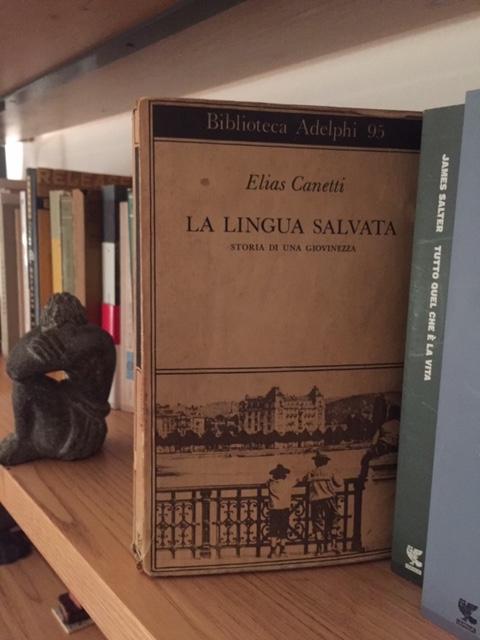 Canetti libreria